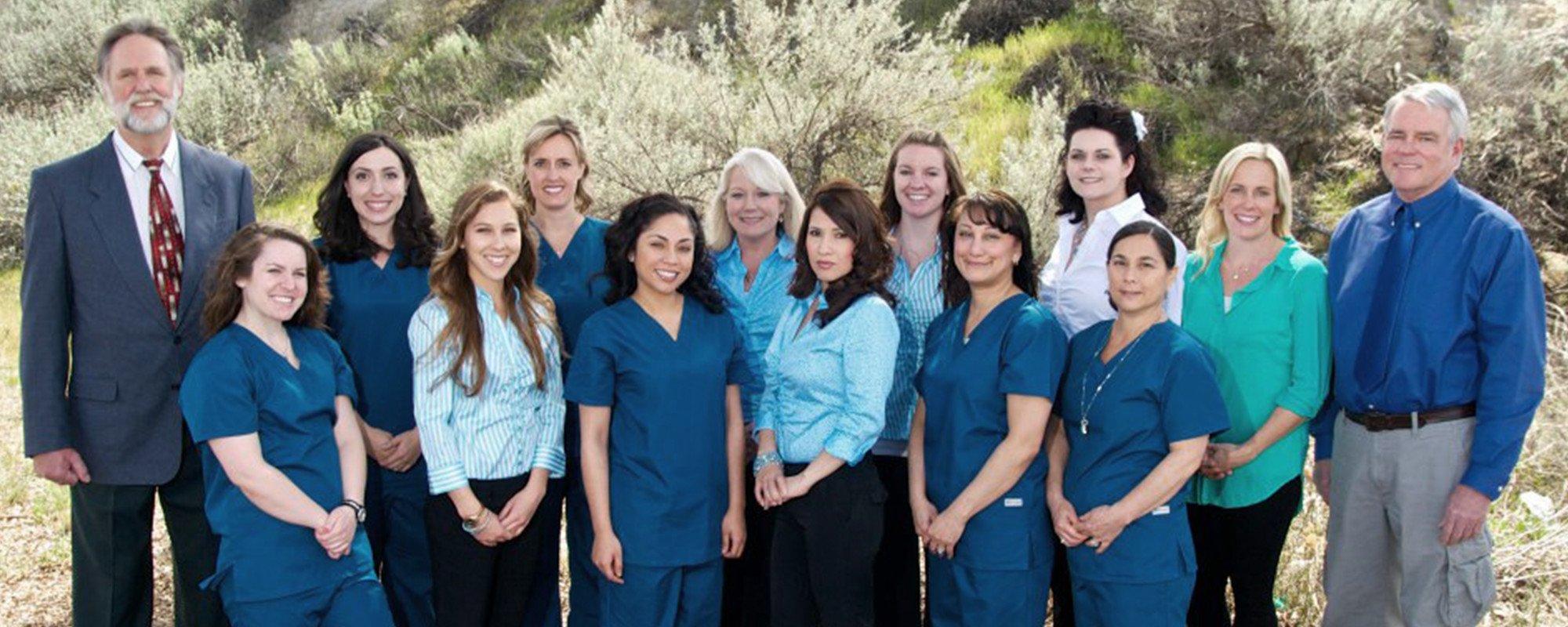 Santa Clarita Valley Dental Care Team